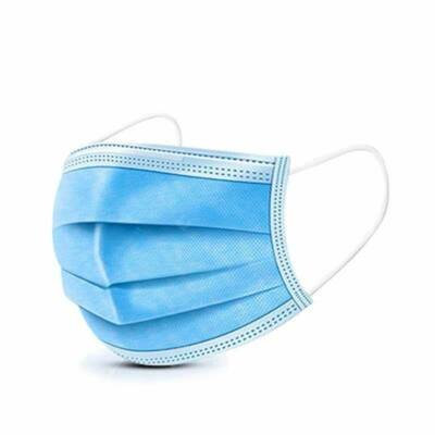 Egészségügyi szájmaszk- 3 rétegű (db)