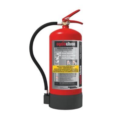 6 literes 13A 25F vízköddel oltó készülék