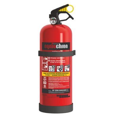 2 kg-os manométeres porral oltó ABC tűzoltó készülék