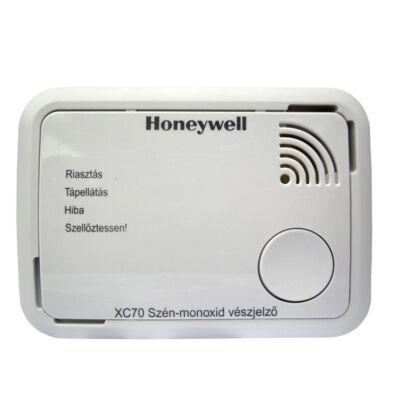 Honeywell XC70-HU-A szénmonoxid riasztó készülék