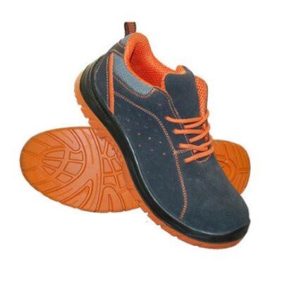 Velúr munkavédelmi cipő