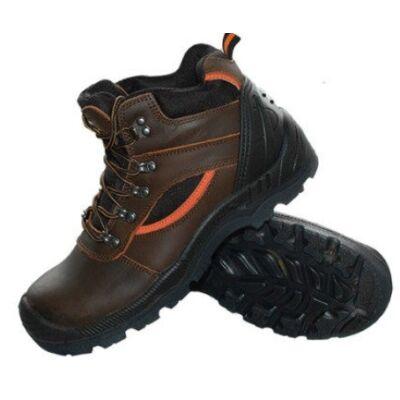 Színbőr munkavédelmi cipő