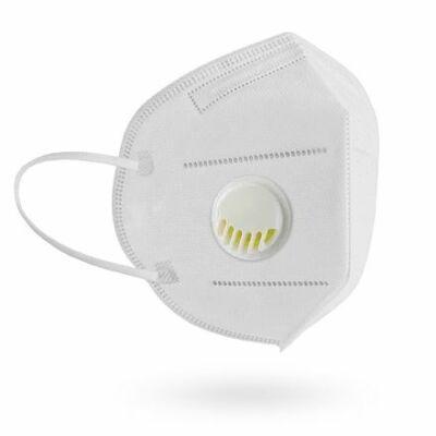 FFP2 szelepes szájmaszk csomag (5db)