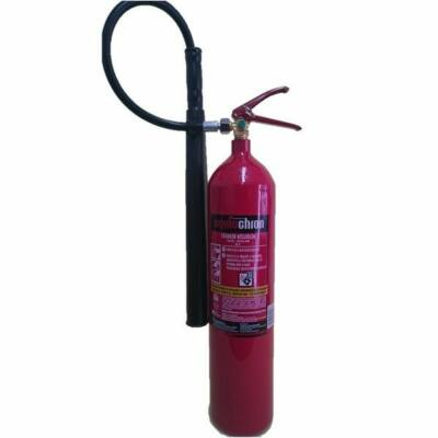 5 kg 55B szén-dioxiddal oltó tűzoltó készülék